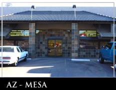 Arizona – Mesa Store
