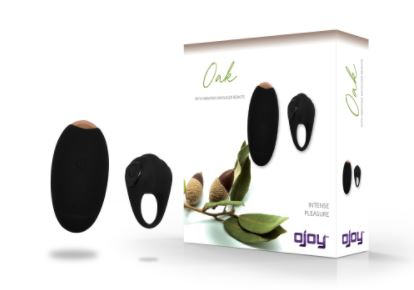 Ojoy Oak Plus Pleasure Ring