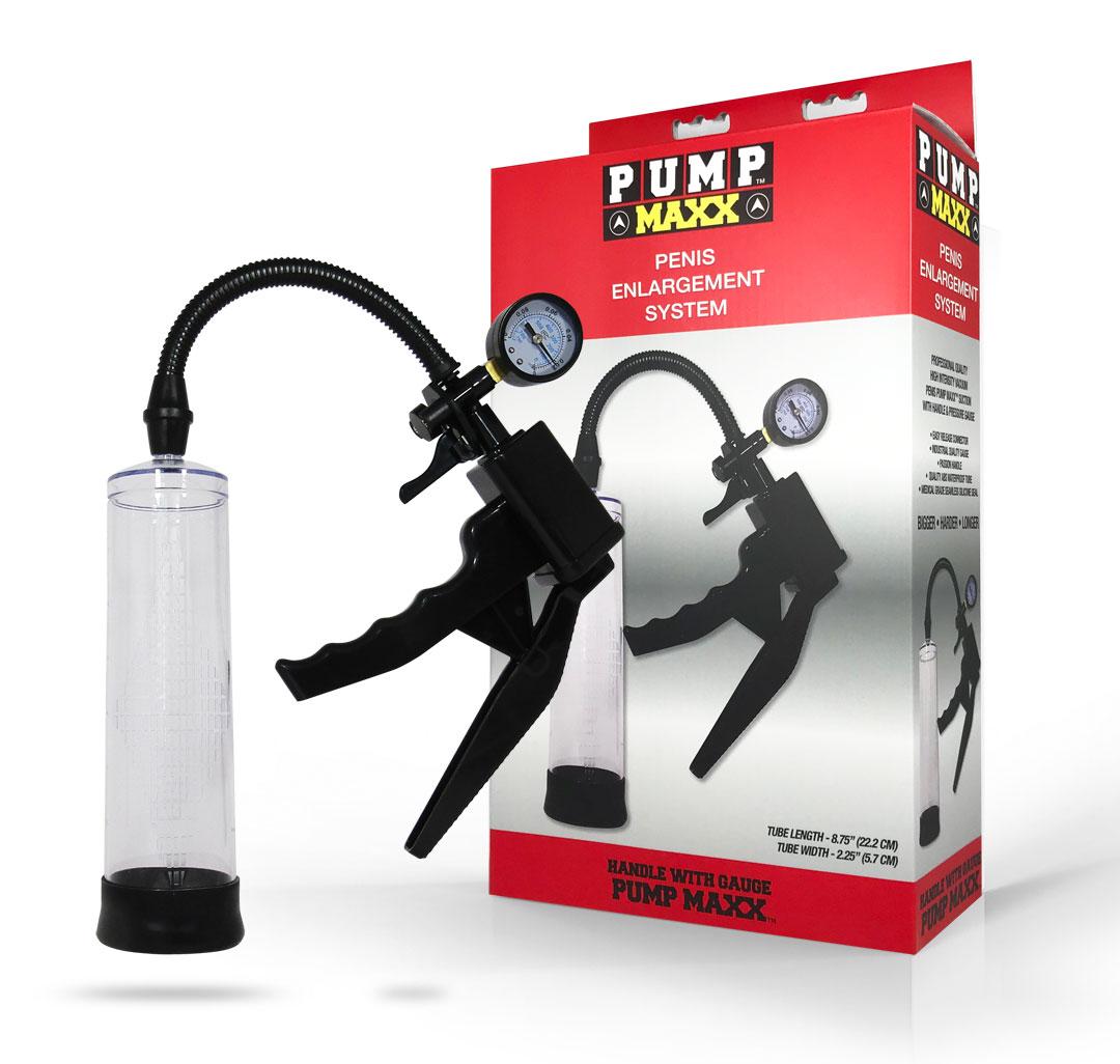 Pump Maxx Trigger Gauge Pump