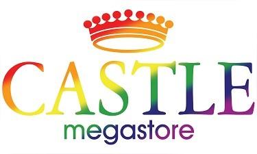 Castle Megastore Pride Logo